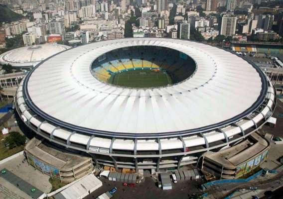 Gramado do Maracanã estará pronto para Flamengo x Palmeiras