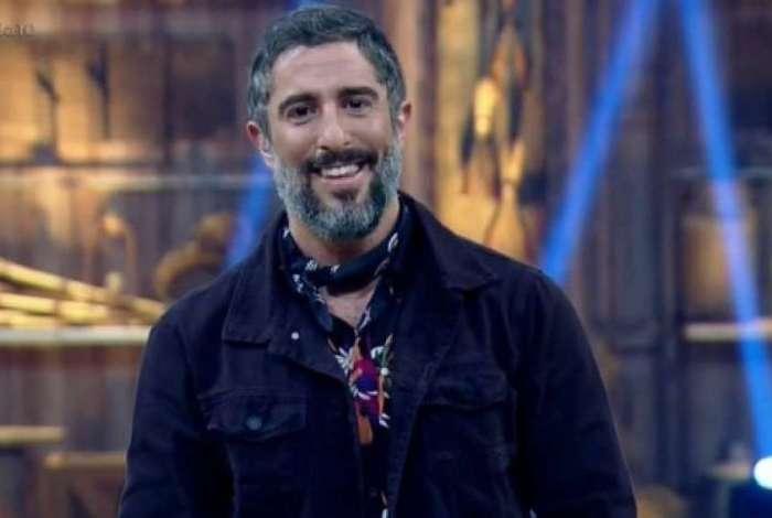 Marcos Mion é o novo apresentador de 'A Fazenda'