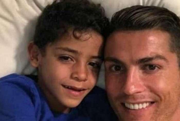 Cristiano Ronaldo não acredita que filho irá superar suas marcas