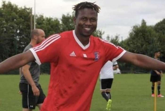 Mamadou Camara morreu durante treinamento