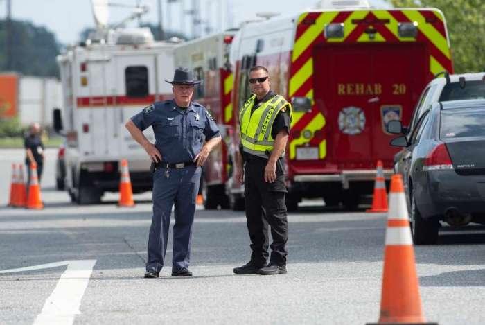 Autoridades locais investigam a motivação do crime