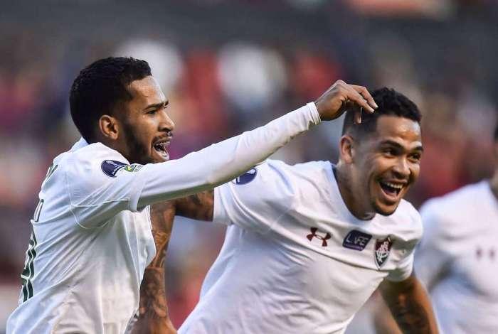 Fluminense está próxima de vaga na Sul-Americana