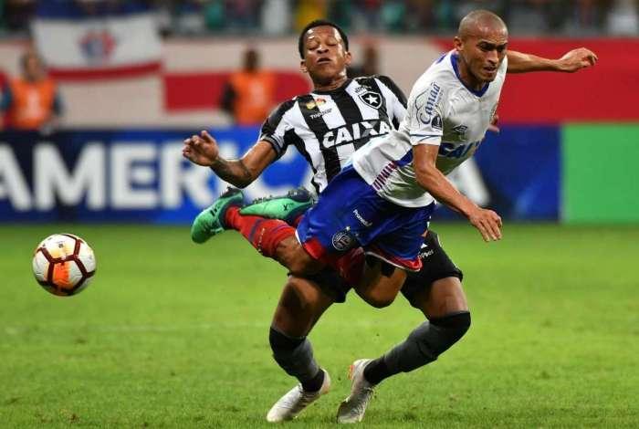 696b94def5 Confira as notas do time do Botafogo na derrota para o Bahia O Dia ...