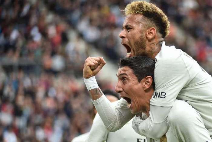 Paris Saint-Germain se mantém 100% no Campeonato Francês após vitória
