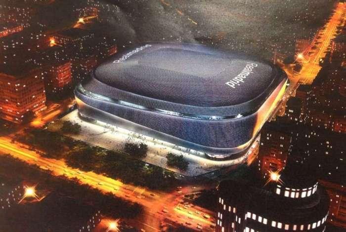 Real Madrid precisa desembolsar valor astronômico para reforma do Estádio Santiago Bernabéu
