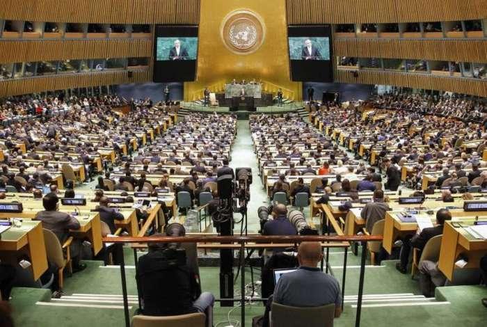 Por tradição, o presidente do Brasil é sempre o primeiro país a discursar na abertura da Assembleia Geral da ONU