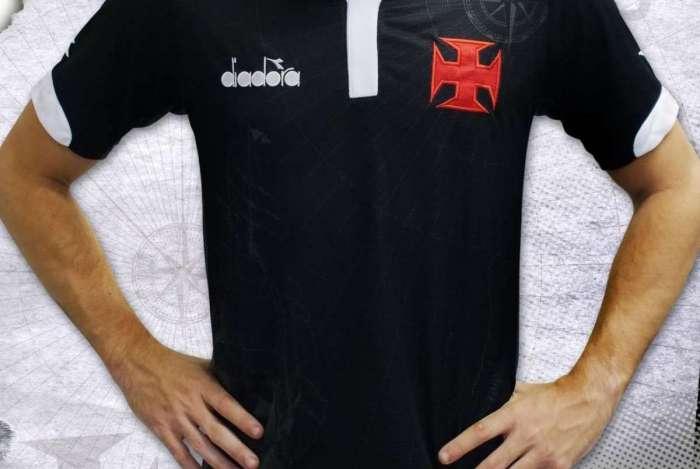 Vasco lançou sua camisa número 3
