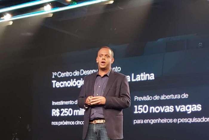 Executivos da Uber anunciam ampliação de serviços em São Paulo