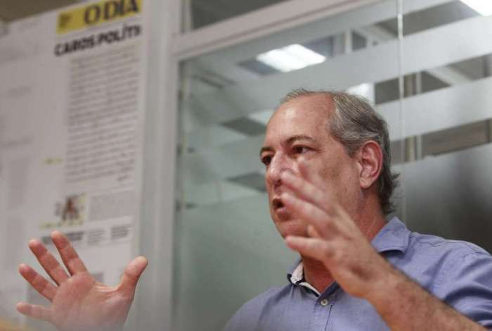 Ciro Gomes do PDT