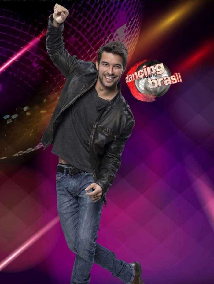 Bernardo Velasco, participante do 'Dancing Brasil', comandado por Xuxa Meneghel