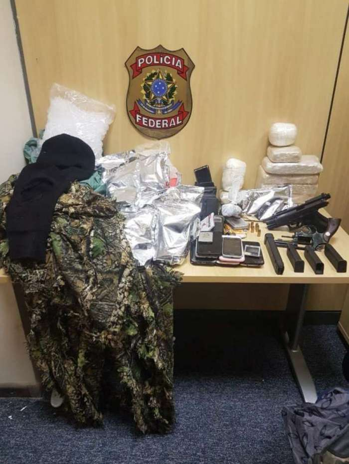 Operação Contenção prendeu integrantes de organização criminosa voltado para o tráfico de drogas