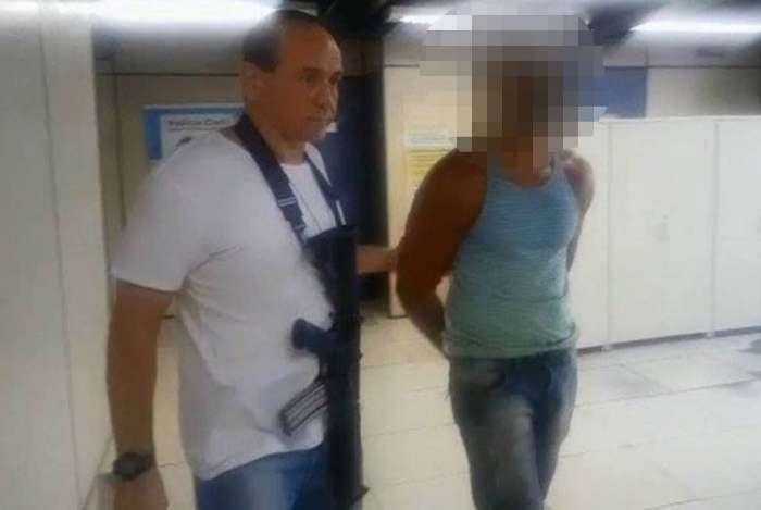 Homem é preso após se passar por motorista de aplicativo e abusar de jovem