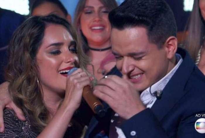 Léo Pain é o grande vencedor da sétima edição do 'The Voice Brasil'