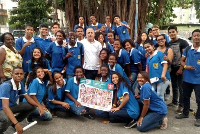 Programa SOS Crianças Desaparecidas realiza palestras sobre a prevenção ao desaparecimento de pessoas