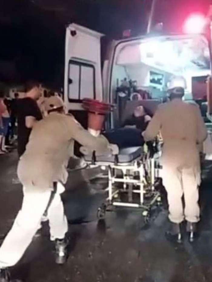 Analista de sistemas foi abordada por dois criminosos em uma moto