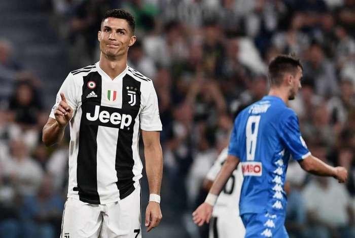 Cristiano Ronaldo foi acusado de estupro