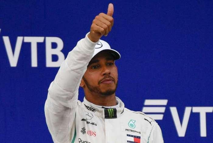 Lewis Hamilton pode ser campeão desta temporada da F1 neste domingo