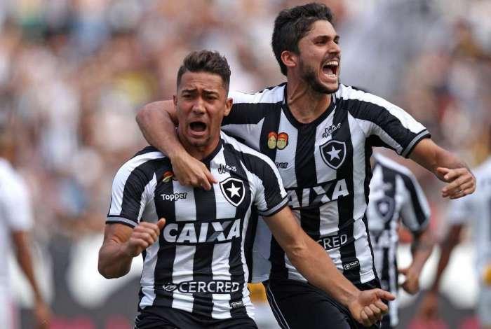 Jean pode desfalcar o Botafogo