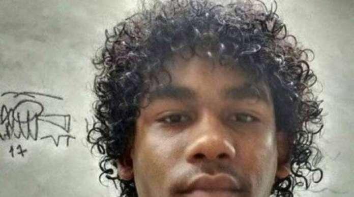 Anderson Cardoso tinha 17 anos