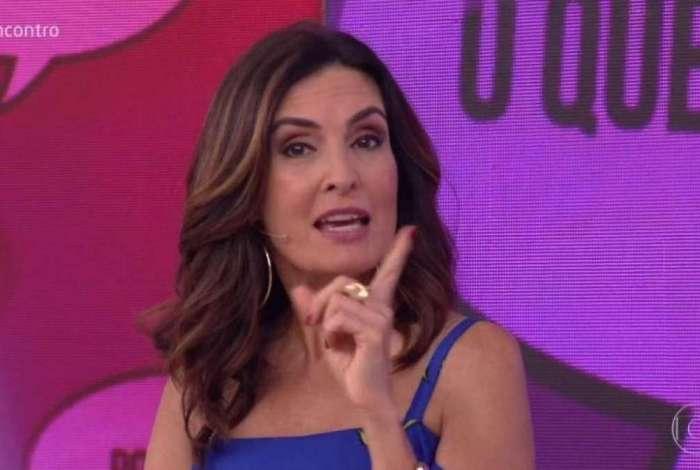 Fátima Bernardes diz que não deixaria os filhos chamarem a madrasta de mãe