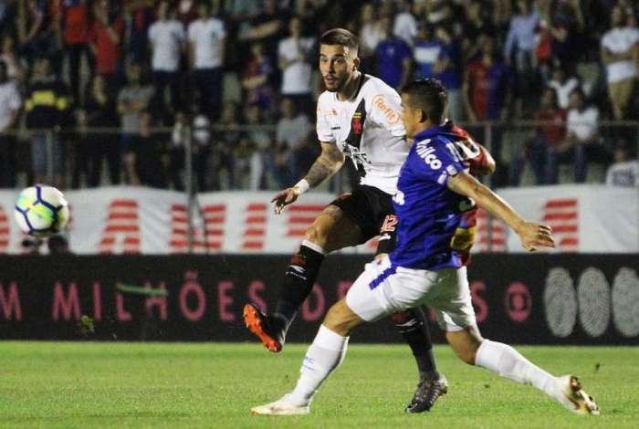 Vasco empatou com o Paraná no Sul