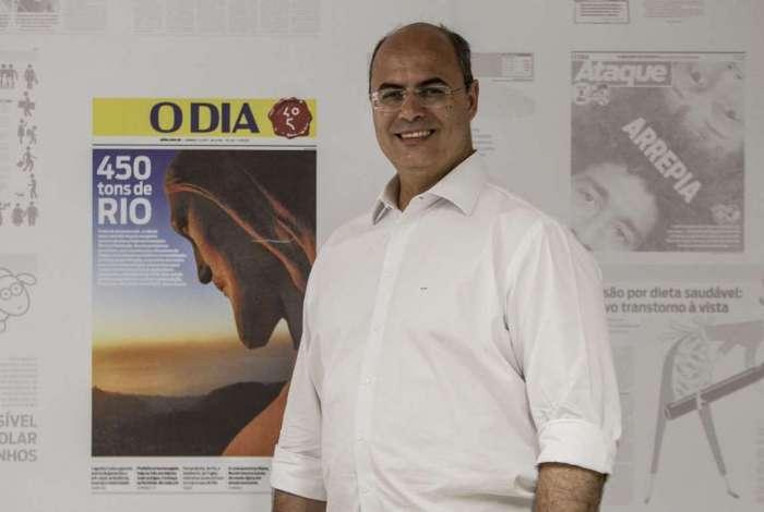 WILSON JOSÉ WITZEL, Casado(a), Advogado, nascidoem 19/02/1968em Jundiai-SP, candidato a Governador no Rio de Janeiro pelo PSC - Partido Social Cristão. Rj, 01 de outubro.