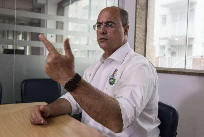 Witzel: agendas com Flávio Bolsonaro (PSL-RJ) impulsionaram a candidatura do ex-juiz federal na reta final do primeiro turno