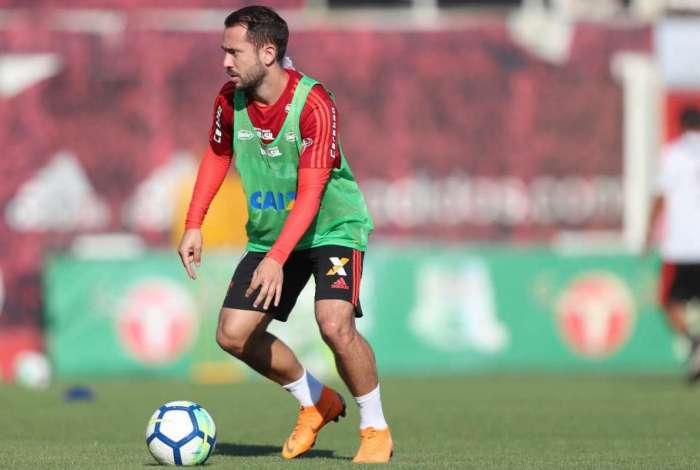 Everton Ribeiro é uma das armas do Flamengo