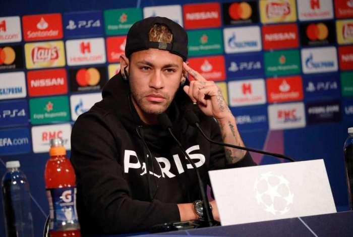 Neymar não irá jogar pelo Real Madrid