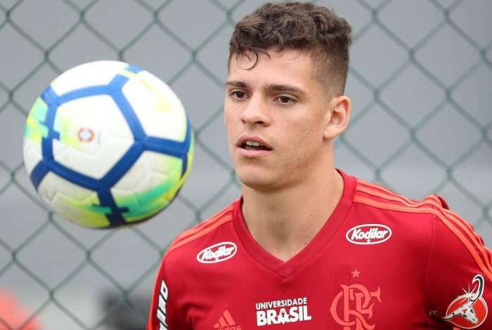 Ronaldo, volante do Flamengo
