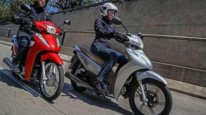 Honda Biz 2019 segue sendo oferecida em duas versões: 110i e 125