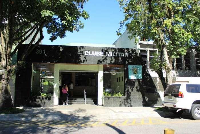 Sede da Lagoa do Clube Militar
