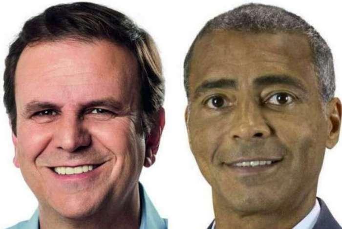 Ibope: Paes lidera com 26% seguido de Romário com 19%