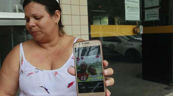 A esposa do militar disse que trocou mensagens pelo WhatsApp, mas depois marido parou de responder