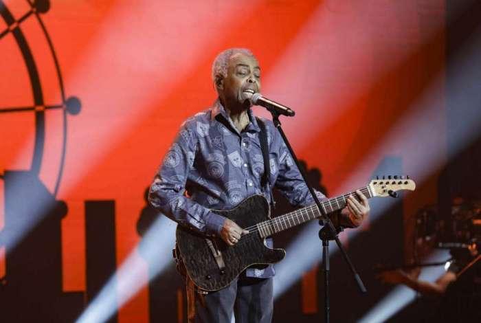Gilberto Gil é um dos convidados do especial 'O Fino da Bossa'