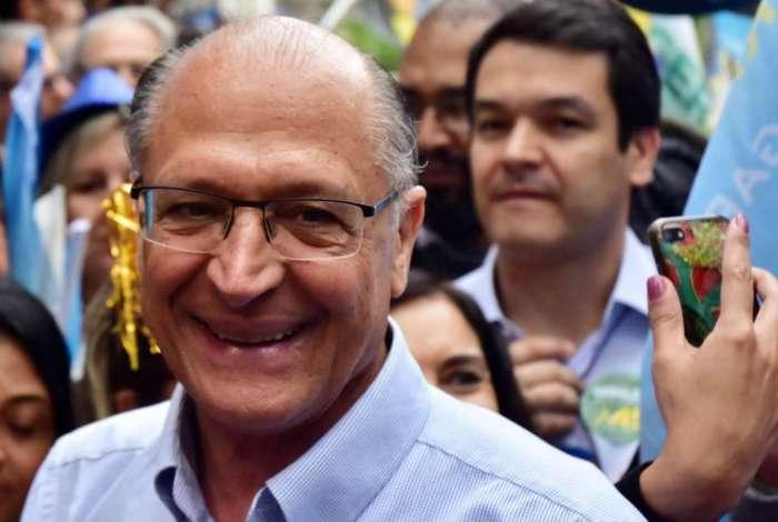 Geraldo Alckmin critica Bolsonaro após ameaça à liberdade de imprensa