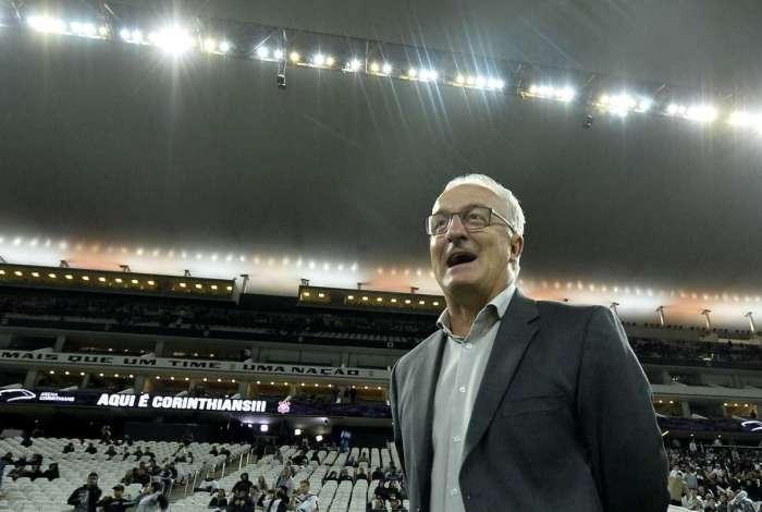 Dorival Jr, técnico do Flamengo