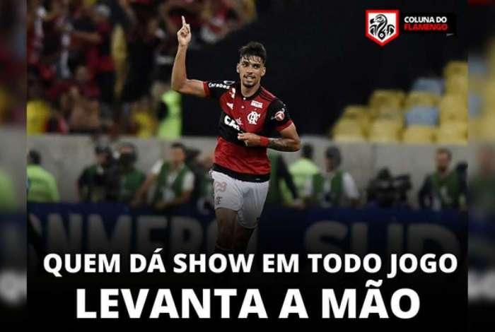 Torcedores do Flamengo fazem memes para comemorar vitória