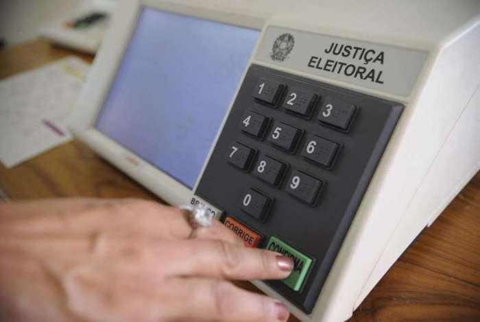 Urna eletrônica