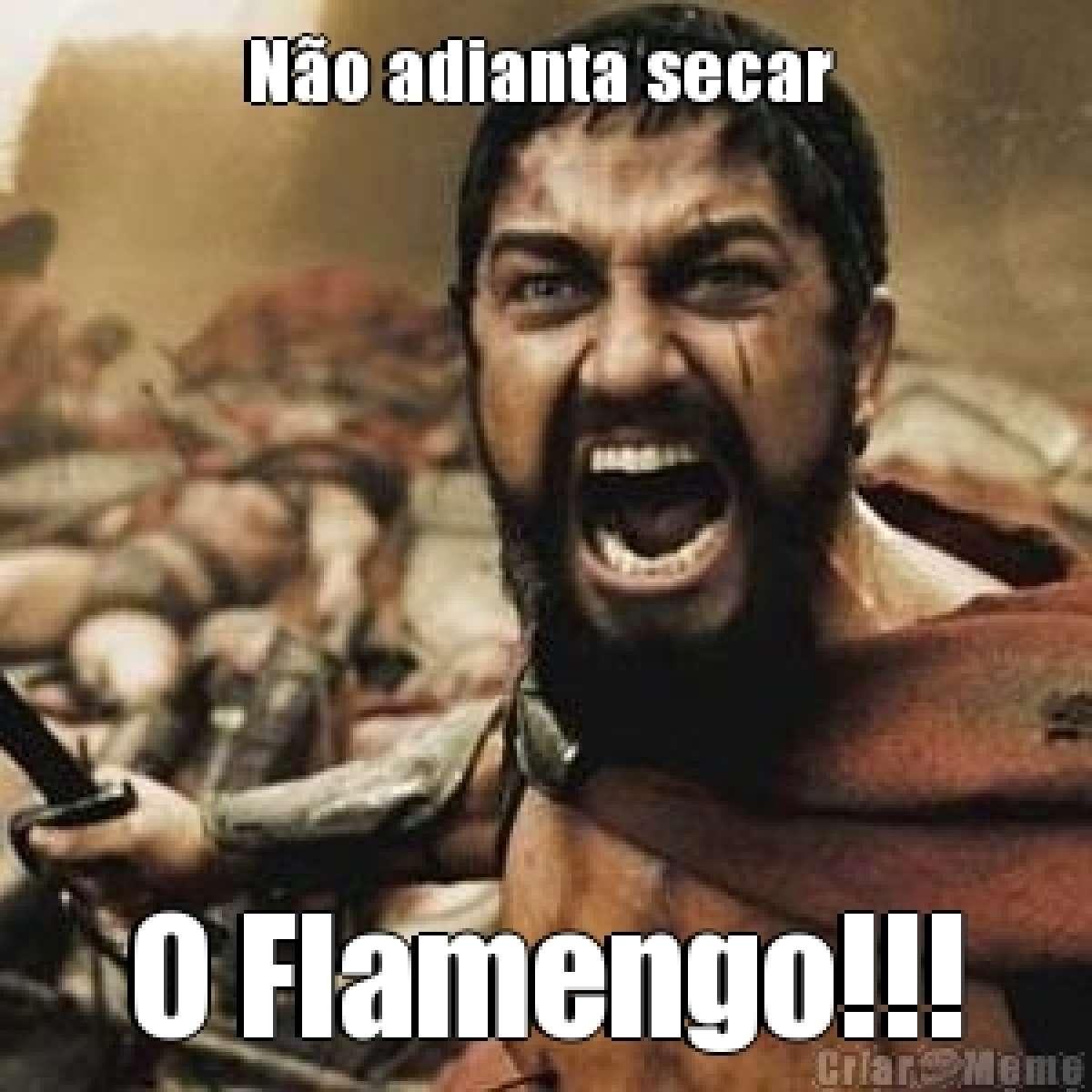 e3b56ea664 Torcedores do Flamengo fazem memes para comemorar vitória Reprodução de  Internet