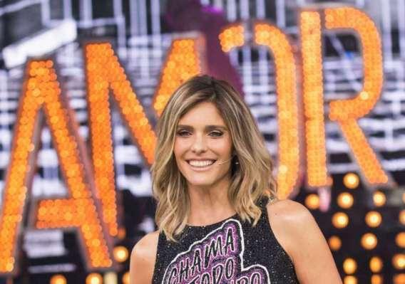 Fernanda Lima apresenta o programa 'Amor & Sexo', da Globo