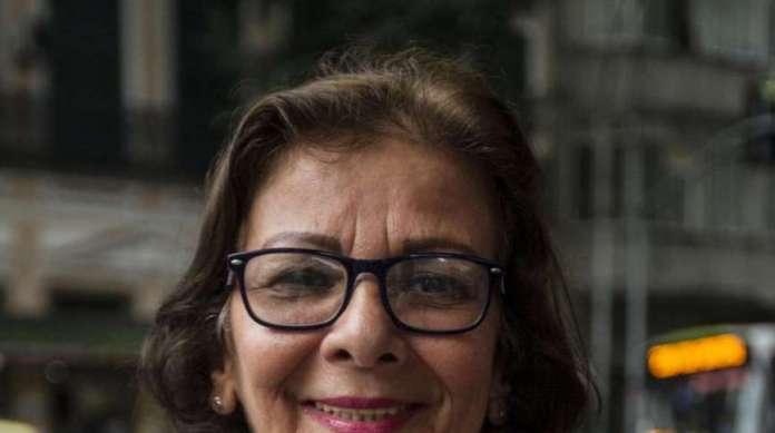 Sonia Mariangelo, 61 anos, contadora, mora em Vila Isabel.