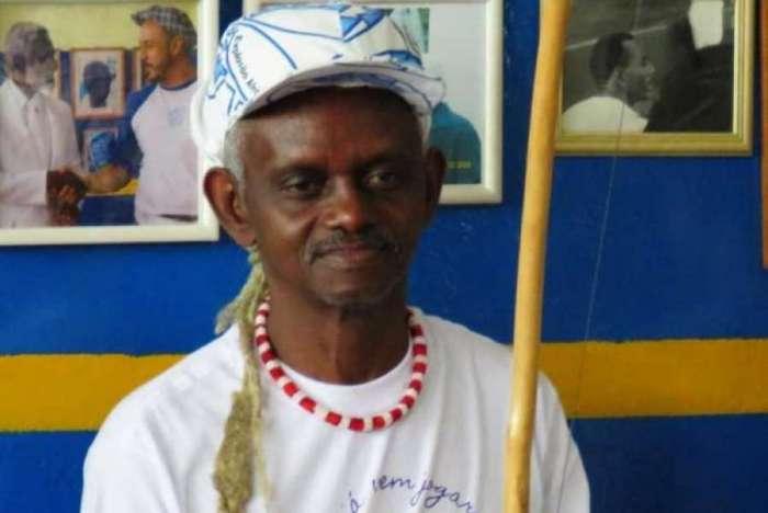 Romualdo Rosário da Costa, 63 anos, conhecido como Moa do Katendê, foi morto a facadas após discussão política
