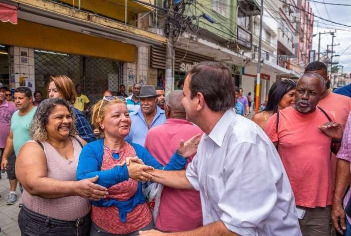Eduardo Paes diz que vai mais às ruas e apresentará propostas