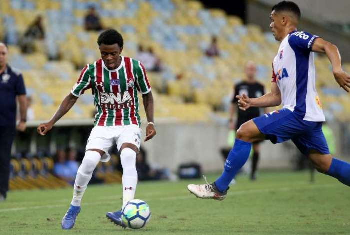 Atacante do Fluminense perdoa torcedores do Flamengo que o agrediram