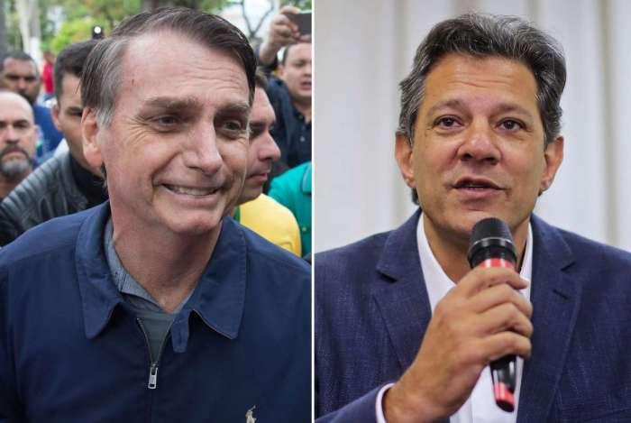 Bolsonaro rebateu proposta de Haddad