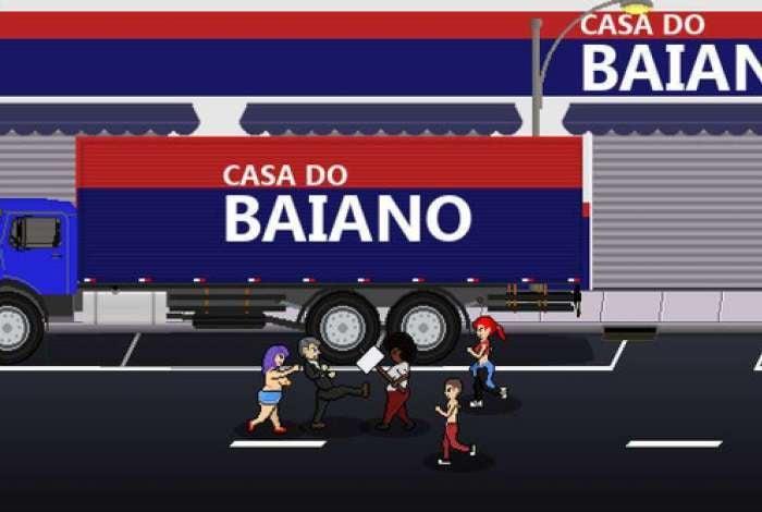 Jogo estrelado por Jair Bolsonaro tem como inimigos mulheres, negros, gays e o PT