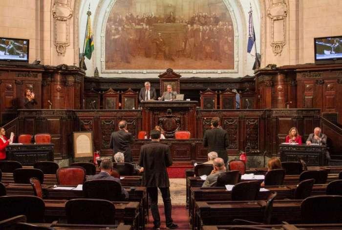Assembleia Legislativa do Rio tem o petista André Ceciliano como presidente em exercício