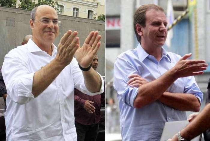 Pela pesquisa, ex-juiz mantém liderança em relação ao ex-prefeito