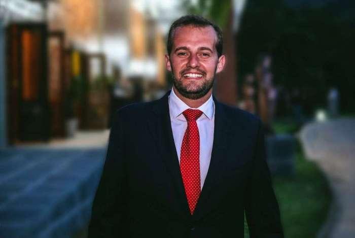 Juninho Bernardes, prefeito de Paty do Alferes
